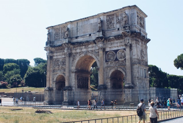 Rome my Romeo (Travel Diary) - Click to read the full blog post!