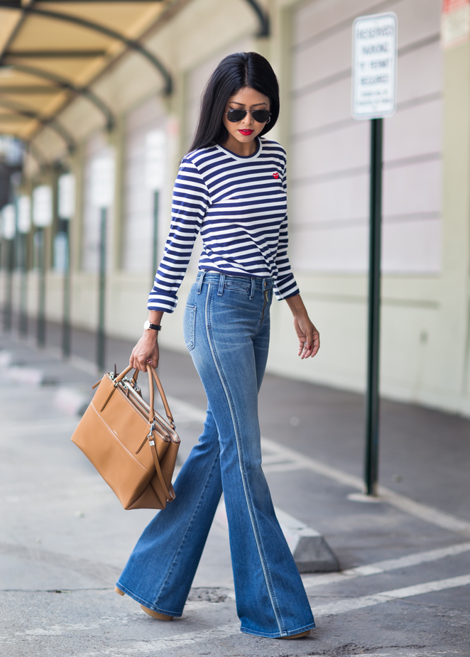 flared-jeans-style