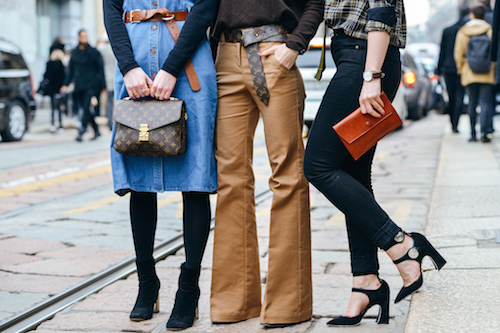 Trend Report: How to Style Bell Bottoms This Fall 2015 - Click to read the full report!