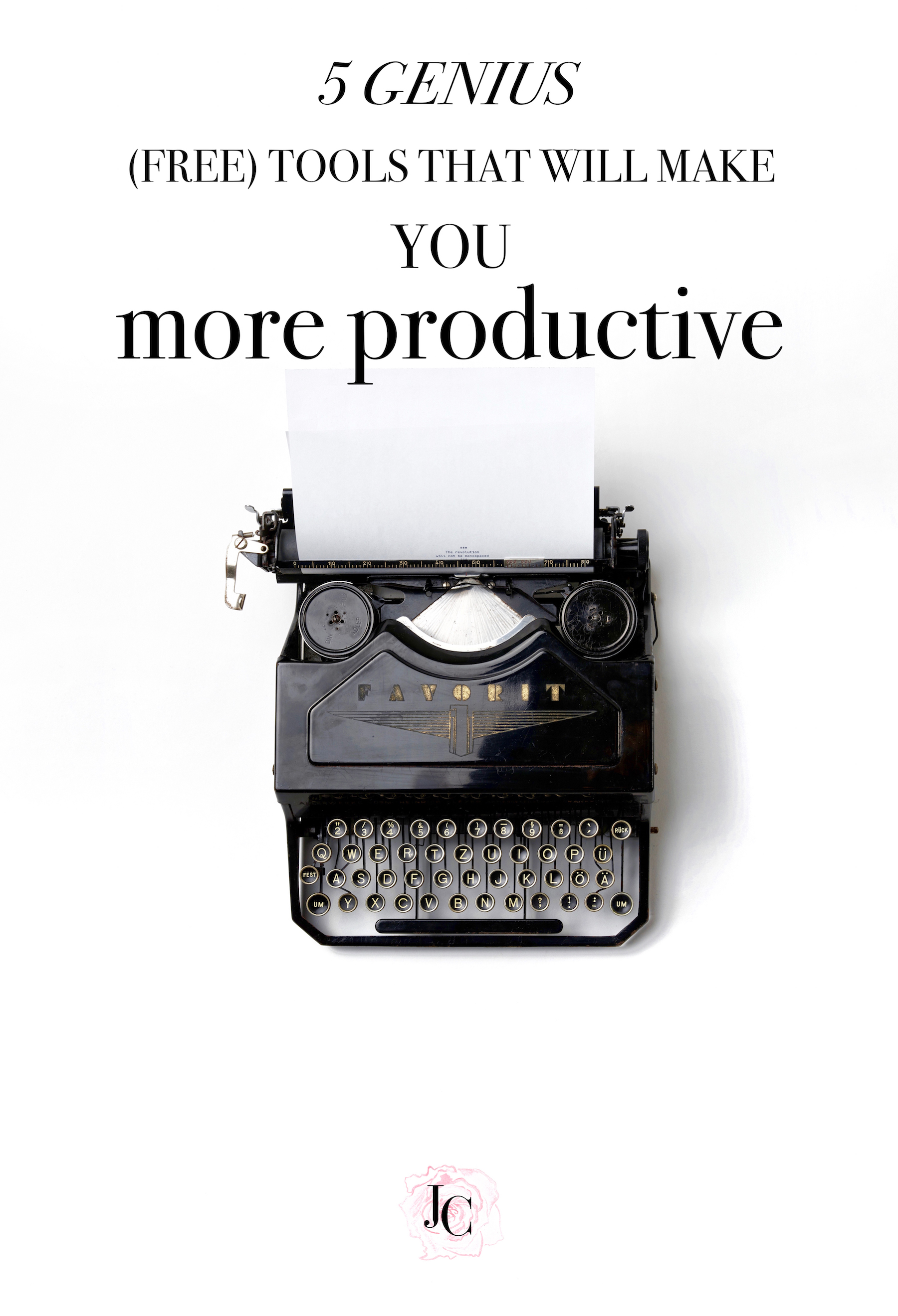 Have tons of things you need to get done, but feel like you achieve nothing at all? Here are 4 genius tools to increase your productivity. Being productive has never been easier.