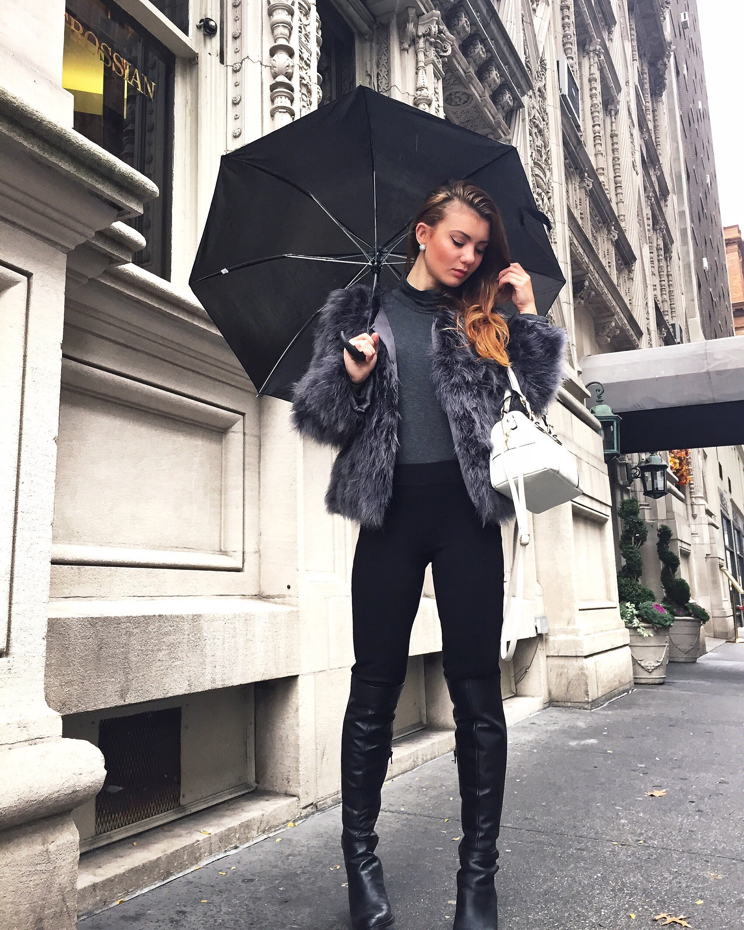 Juliana Chow Fashion Blog Lifestyle March Post Rainy New York City Copenhagen